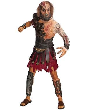 Disfraz de Calibos Lucha de Titanes deluxe para hombre