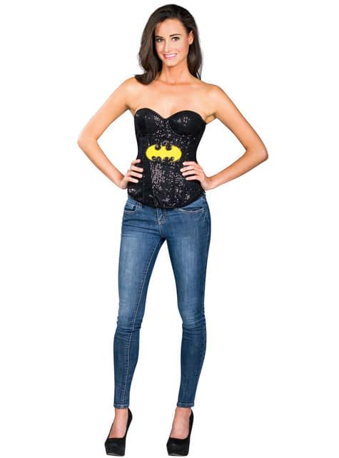 Corsé de Batgirl para mujer
