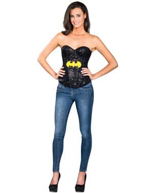 Corset Batgirl femme