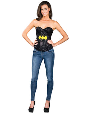Corset Batgirl pentru femeie