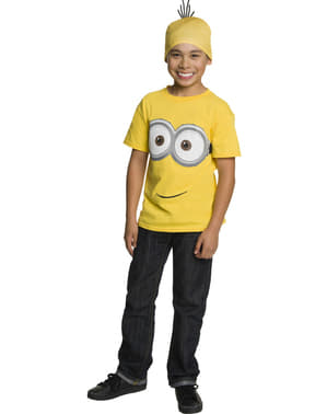 Kids's Minion Costume