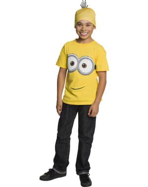 Minion Kostüm für Kinder
