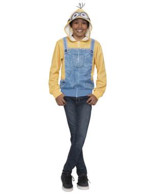 Minion Jacke für Jugendliche