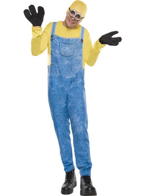 Men's Bob Minion Costume