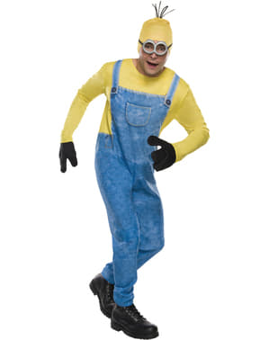 Men's Kevin Minion Costume