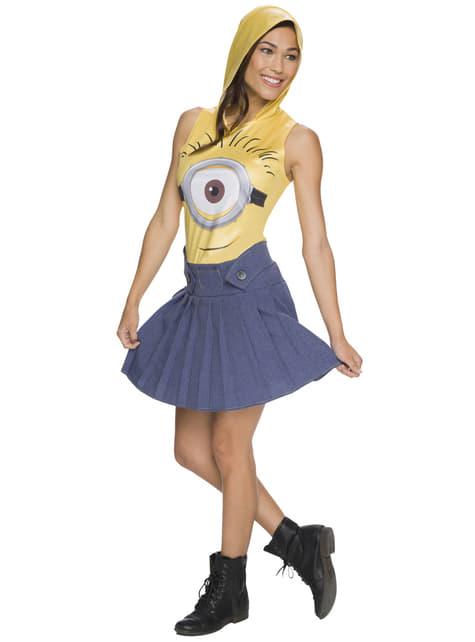 Disfraz de Minion para mujer