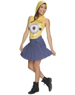 Minion kostume til kvinder