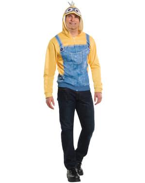Minion Jacke für Erwachsene