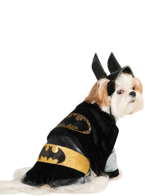 Fato de Batman adorável para cão