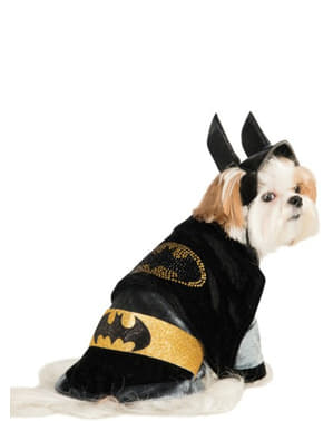 Прекрасний костюм Бетмена для собак