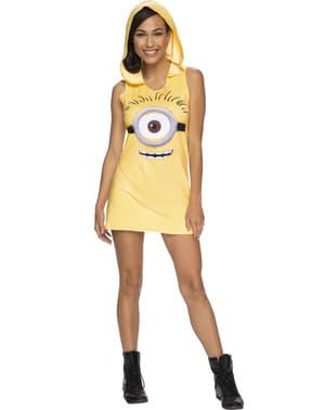 Sexy Minion Kostüm für Damen