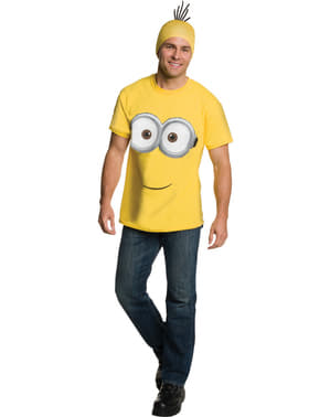Set Minion Kostuum voor volwassenen