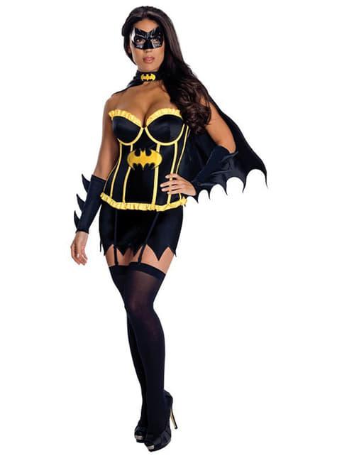 Sexy κοστούμι ενηλίκων Batgirl
