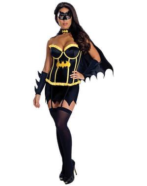 Dámský kostým sexy Batgirl