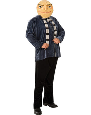 Grusomme Mg plus size kostume til mænd
