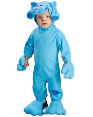 Blue Kostüm für Babys aus Blue´s Clues - Blau und Schlau