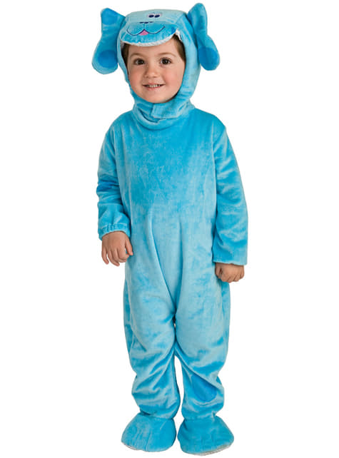 Boy's Blue from Blue's Clues Costume