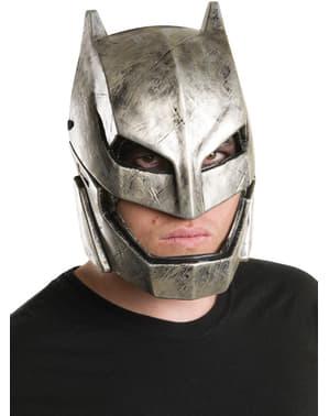 Máscara armadura Batman, Batman v Super-Homem para homem