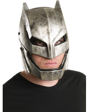 Maska zbroja Batman z Batman v Superman męski