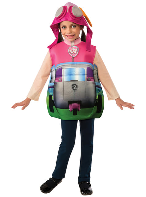Girl's Skye Helicopter Paw Patrol Costume