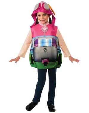 少女のスカイヘリコプター足パトロール衣装
