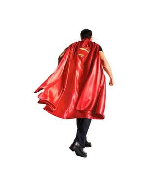 Capa de Superman Batman vs Superman deluxe para hombre