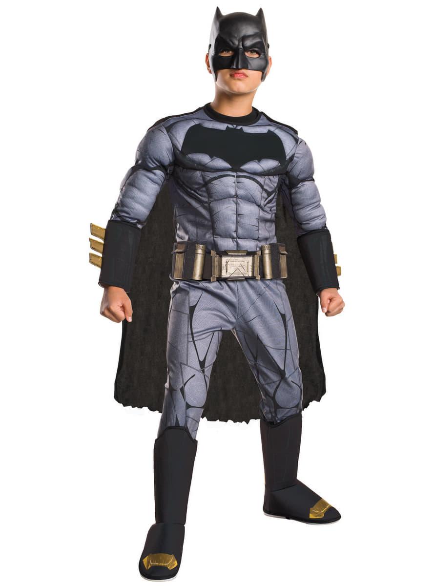 cintur n de batman batman vs superman disfraz ni o funidelia. Black Bedroom Furniture Sets. Home Design Ideas