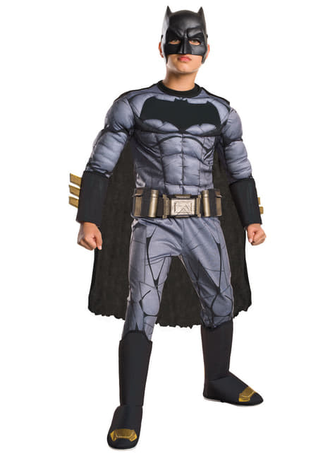 Cinturón de Batman Batman vs Superman para niño