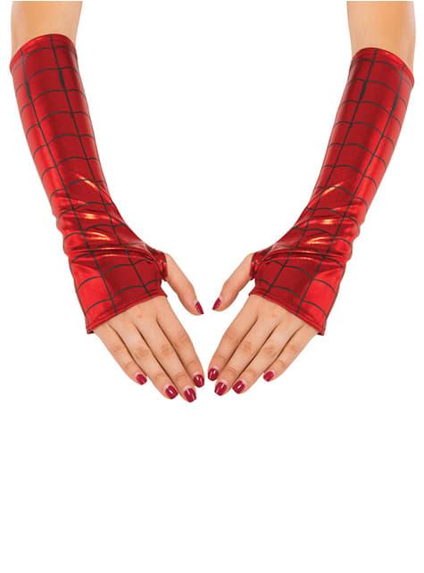 Women's Spidergirl Gloves