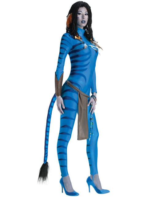 Sexy Avatar: Neytiri kostuum