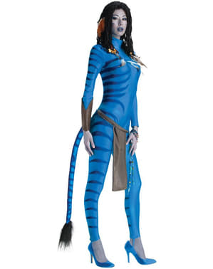 """Секси костюм на Нейтири от """"Аватар"""" за възрастни"""