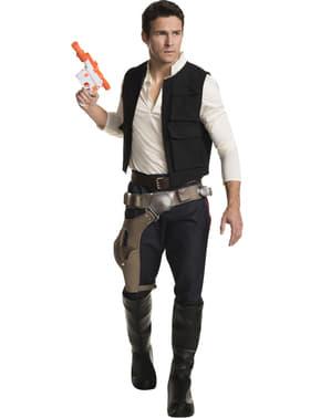 Чоловічий костюм великого спадщини Han Solo
