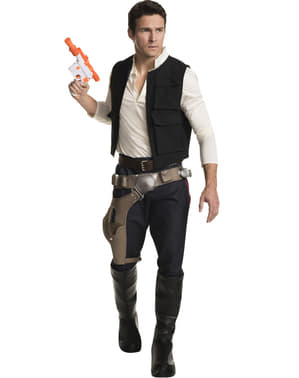 Maskeraddräkt Han Solo Grand Heritage vuxen