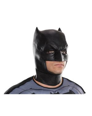 Máscara completa de Batman, Batman vs Super-Homem para homem