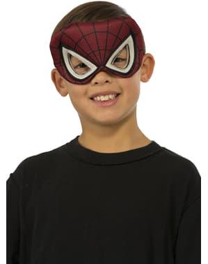 Маска для очей хлопчика-павука