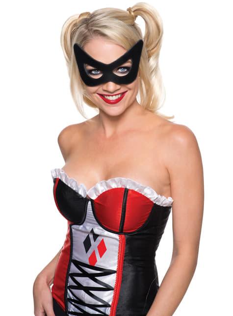Antifaz de Harley Quinn para mujer