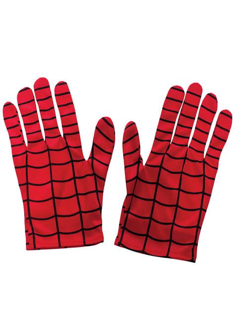 Guantes de Spiderman para hombre