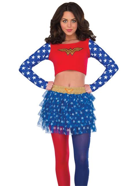 Camiseta de Wonder Woman para mujer