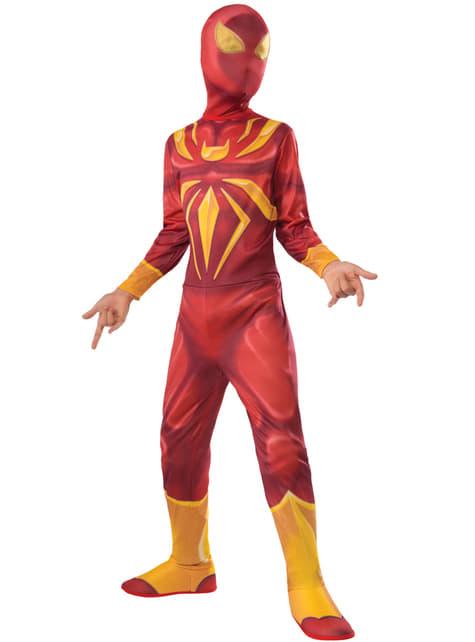 Iron Spider Kostüm für Jungen