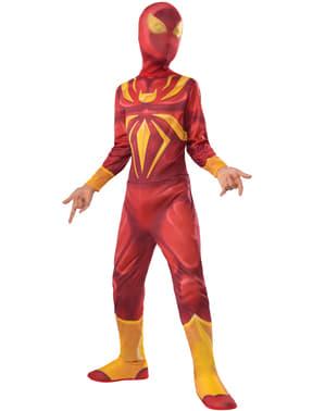 Costum Iron Spider pentru băiat