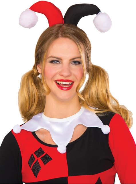 Collar de Harley Quinn para mujer