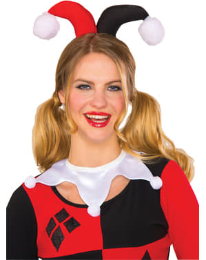 Naisten Harley Quinn kaulakoru