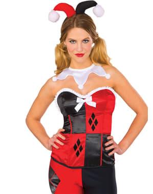 Women's Harley Quinn Corset