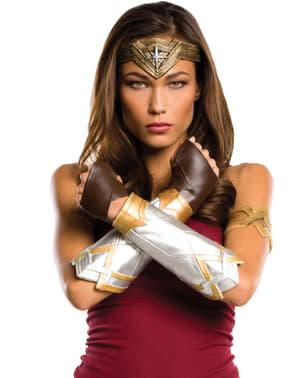 Kit complementos de Mulher-Maravilha, Batman v Super-Homem para mulher