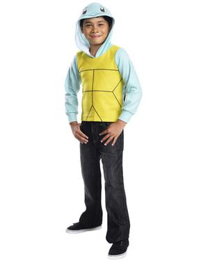 Детска качулка с кецове за детски игри