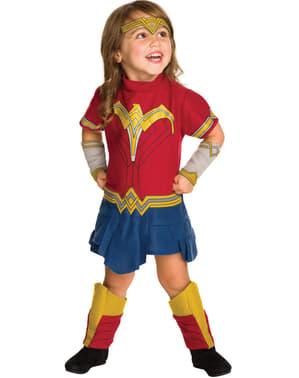 Wonder Woman uit Batman vs Superman Kostuum voor baby's