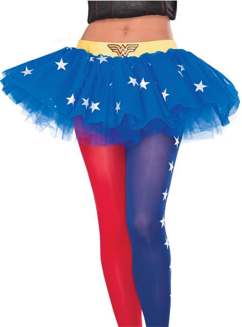 Tutú de Wonder Woman para mujer