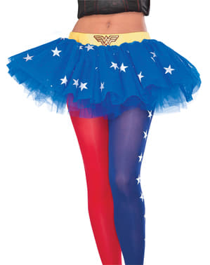 Tutu Wonder Woman voor vrouw