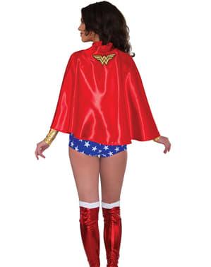 Cape Wonder Woman voor vrouw