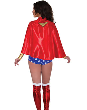 Dámský plášť Wonder Woman